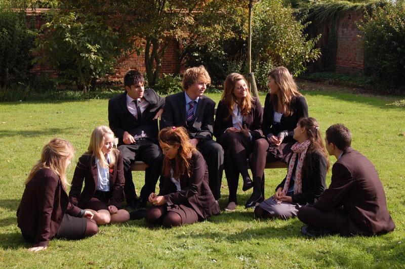 イギリス高校留学
