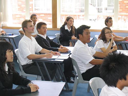 海外の教育システムでの学習
