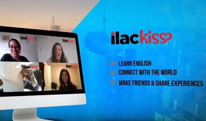最先端のオンライン授業 ILAC KISS