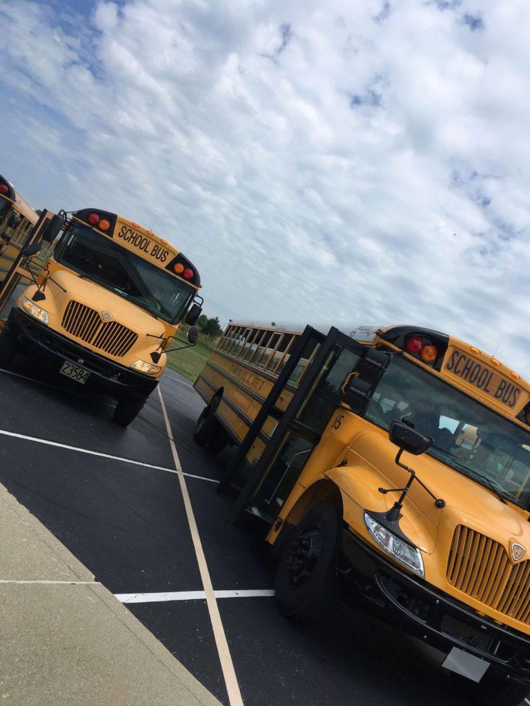 通学のスクールバス