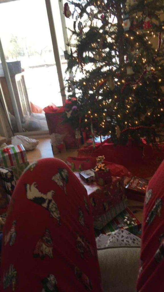 アメリカでのクリスマス