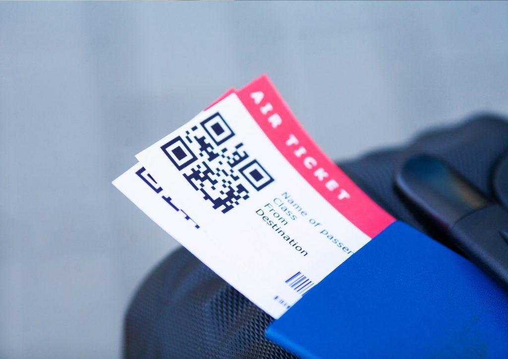 安い航空券の活用