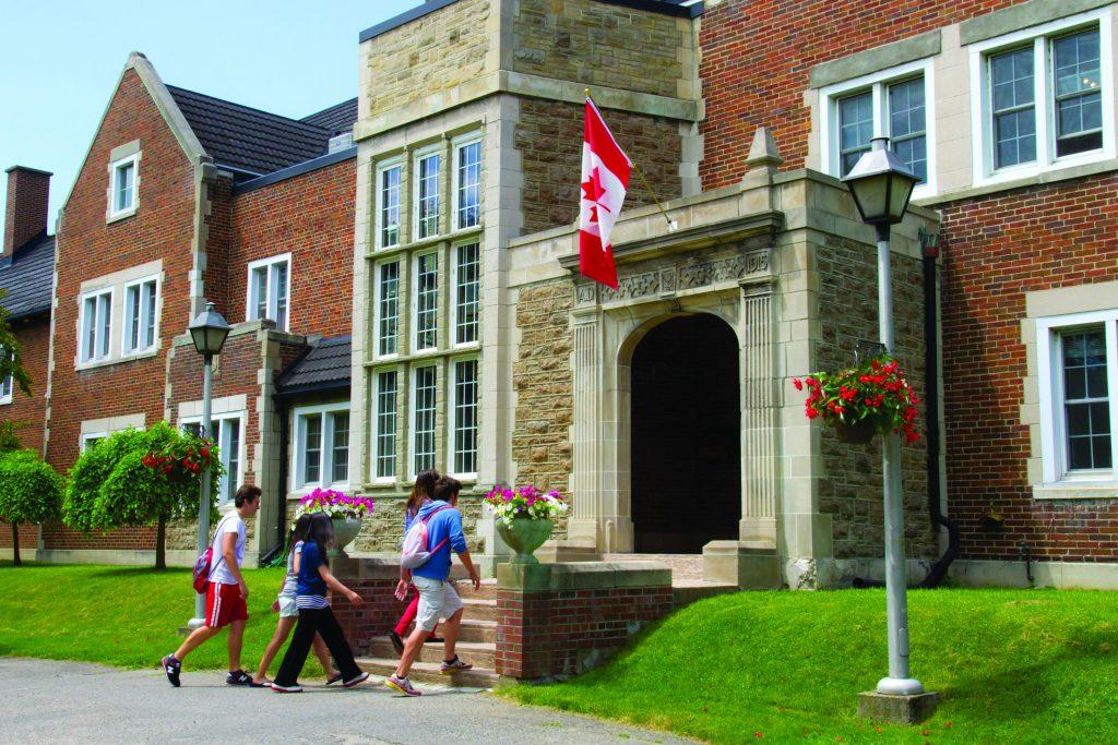 カナダ高校留学、Fulford Academy