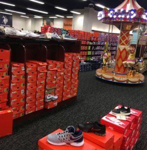 靴屋さん|アメリカ交換留学