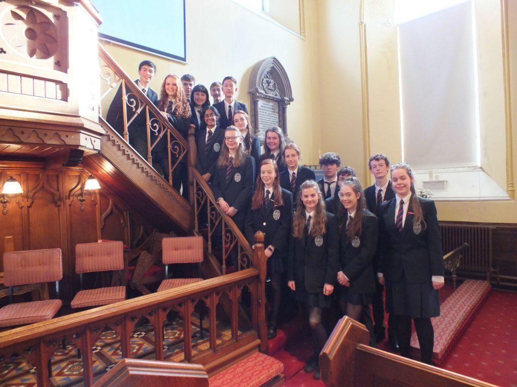 アイルランド高校留学、Sligo Grammar School