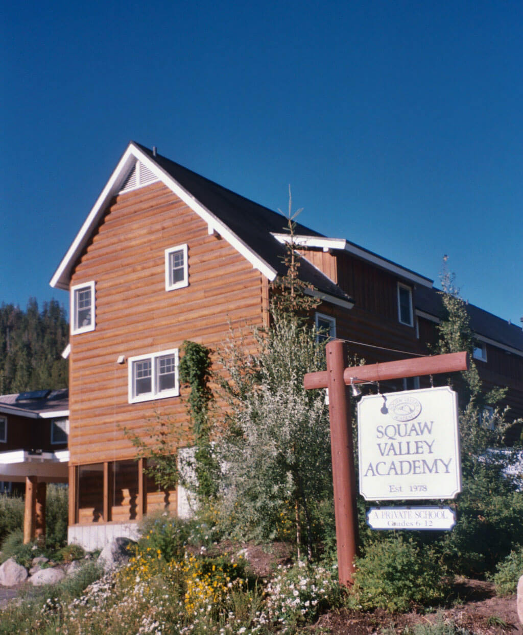 Squaw Valley Academy アメリカボーディングスクール