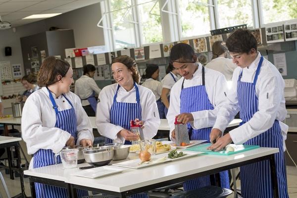 ニュージーランド高校留学、Waimea College