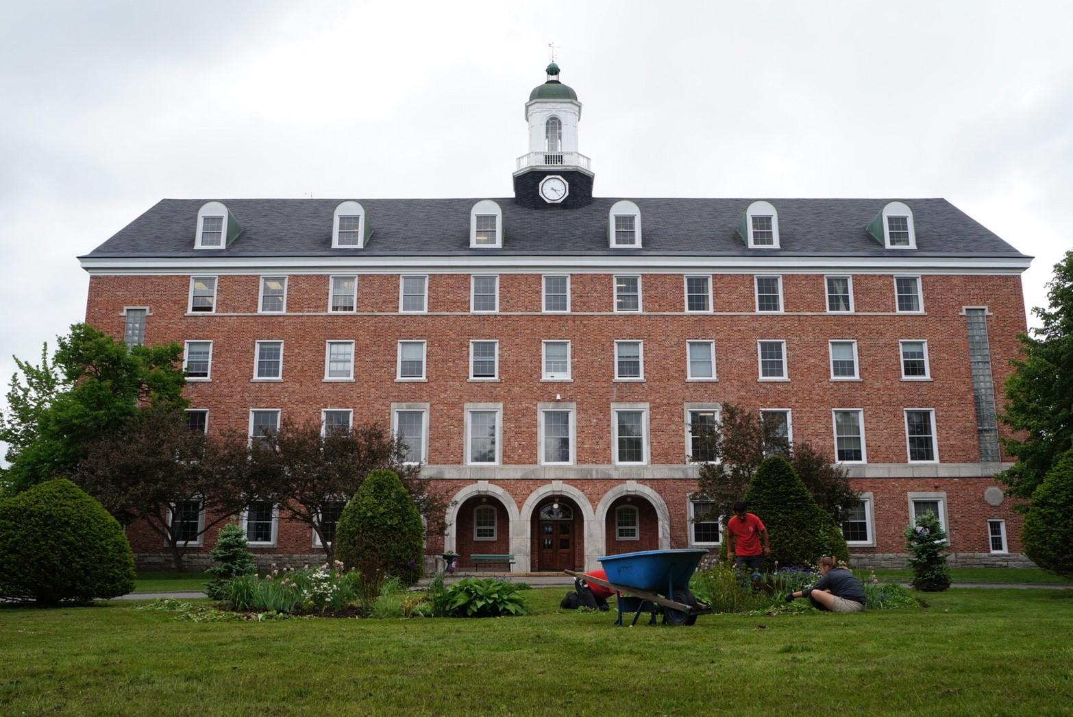 カナダ高校留学、Stanstead College