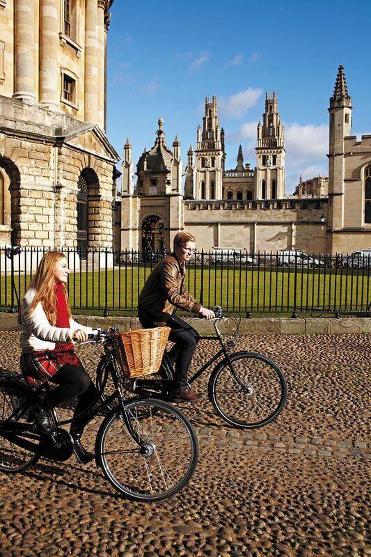 EF Academy Oxford