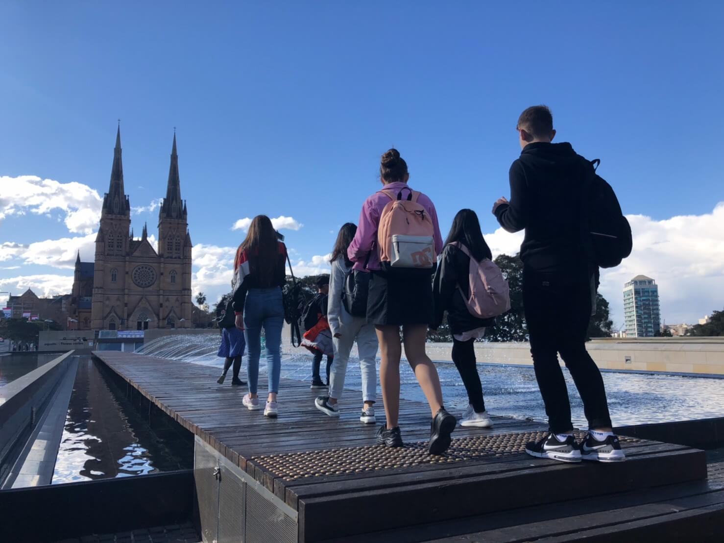 【オーストラリア】国際色豊かなシドニーで、思い出に残るジュニアサマーキャンプ