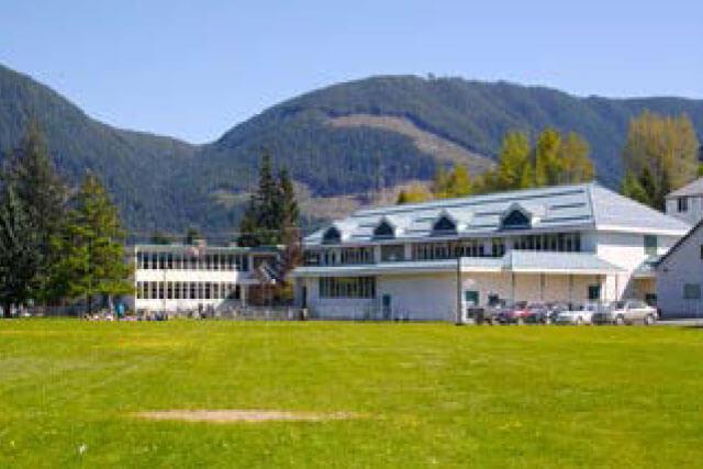 カナダ高校留学、カウィチャンバレー教育委員会