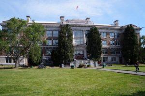 カナダ高校留学、ビクトリア教育委員会