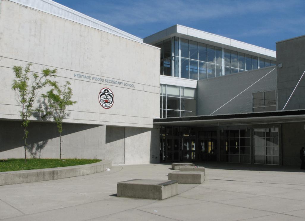 カナダ高校留学、コキットラム教育委員会