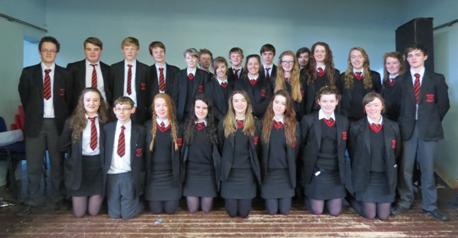 アイルランド高校留学、Monaghan Collegiate School